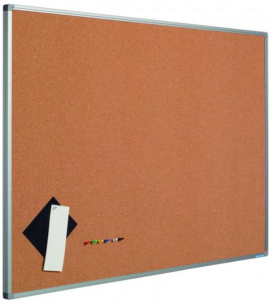 Langwandtafel / Pinboard mit Korkoberfläche - diverse Maße