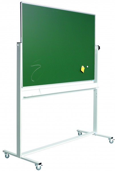 Drehtafel 100 x 150 cm - grüne Oberfläche