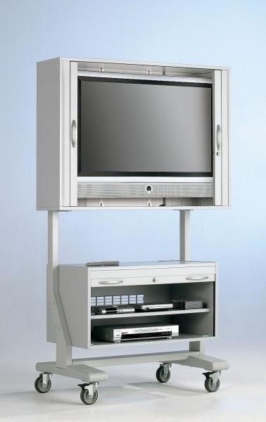 ScreenCart Fernsehwagen