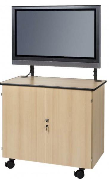 TV-Wagen für Flachbildschirme