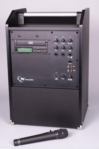 TLS M 100 Comibox mit Funkmikro